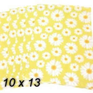 Other - (5) 10 x 13 Daisy Poly Mailers for Shipping